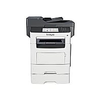 Lexmark MX611dte - multifunction printer - B/W