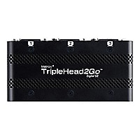 Matrox Graphics eXpansion Module TripleHead2Go - Digital SE - video convert