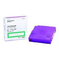 HPE LTO Ultrium 6 6.25 TB Data Cartridge