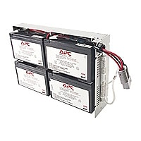 APC Replacement Battery Cartridge #23 - UPS battery - lead acid