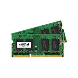 Crucial - DDR3L - 4 GB: 2 x 2 GB - SO-DIMM 204-pin - unbuffered