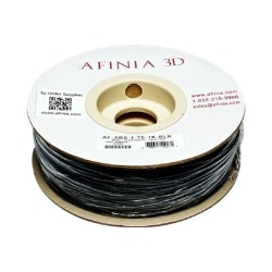 AFINIA Value-Line 1.75mm ABS Black filament for 3D printers