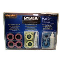 Aleratec DVD/CD Disc Repair Plus - CD/DVD cleaning and repair kit