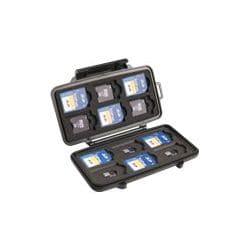 Pelican 0915 Memory Card Case - memory case