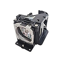 Brilliance by Total Micro with Genuine OEM Bulb, Sanyo POA-LMP126-TM