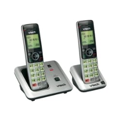 VTech CS6619-2 - cordless phone with caller ID/call waiting + additional ha