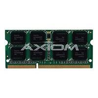 Axiom AX - DDR3 - 8 GB: 2 x 4 GB - SO-DIMM 204-pin