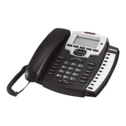 Cortelco Caller ID Type II 9125 - corded phone with caller ID/call waiting