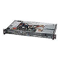 Supermicro SC505 203B - rack-mountable - 1U - mini ITX