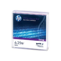 HPE Ultrium RW Data Cartridge - LTO Ultrium 6 - storage media