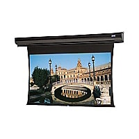 Da-Lite Tensioned Contour Electrol HDTV Format - projection screen - 119 in