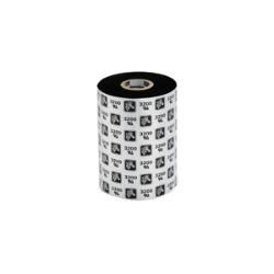 Zebra 3200 Wax/Resin - 1 - print ink ribbon refill (thermal transfer)