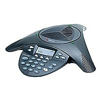 Polycom SoundStation2 EX - conference phone with caller ID