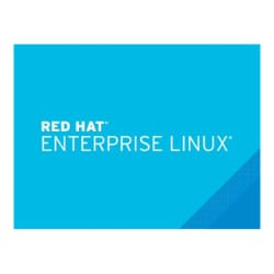 Red Hat Enterprise Linux Server - premium subscription - 2 sockets, 1 physi