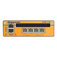 GIGAMON G-TAP A SERIES ON COPPER TAP