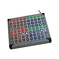 P.I. Engineering X-Keys XK-80 Programmable Keyboard