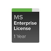 Cisco Meraki MS Series 220-24P - subscription license (1 year) - 1 license
