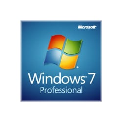 Microsoft Get Genuine Kit for Windows 7 Professional SP1 - license - 1 PC