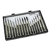 C2G 16 Piece Jeweler Screwdriver Set - screwdriver kit