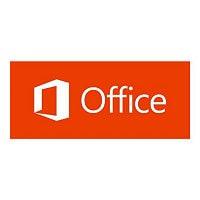 Microsoft Office Standard Edition - license - 1 device