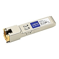 AddOn HP JD089B Compatible SFP Transceiver - SFP (mini-GBIC) transceiver mo