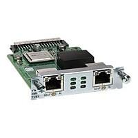 Cisco Third-Generation 2-Port T1/E1 Multiflex Trunk Voice/WAN Interface Car