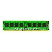 Kingston ValueRAM - DDR3L - 4 GB - DIMM 240-pin - unbuffered