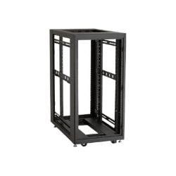 Black Box Elite Server Cabinet 10-32 Rails rack - 24U