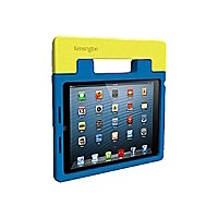 Kensington SafeGrip Rugged Carry Case & Stand - protective case for tablet