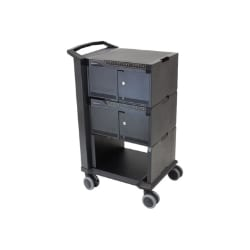 Ergotron Tablet Management Cart 32 with ISI