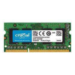 Crucial 4 GB SO-DIMM 204-pin DDR3 SDRAM