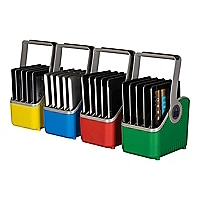 LocknCharge Small 5-slot Device Basket - basket