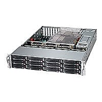 Supermicro SC826 BE1C-R920LPB - rack-mountable - 2U - enhanced extended ATX