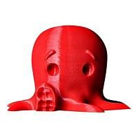 MakerBot - 1 - true red - PLA filament
