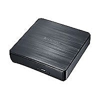 Lenovo Slim DB65 External DVD Drive - Black