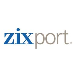 ZixPort - subscription license (3 years) - 1-75 users