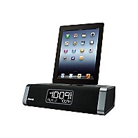 iHome iDL45 - clock radio with Apple Dock cradle