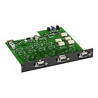 Black Box Pro Switching System Plus A/B Switch Card - expansion module - 3