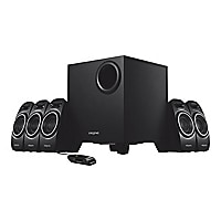 Creative A550 - speaker system - for PC