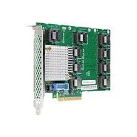 HPE SAS Expander Card - storage controller upgrade card - SATA 6Gb/s / SAS