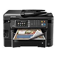 Epson WorkForce WF-3640 - multifunction printer (color)
