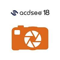 ACDSee (v. 18) - license - 1 user