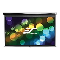 Elite Screens Manual Series M106UWH - projection screen - 106 in (269 cm)