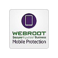 Webroot SecureAnywhere Business - Mobile Protection - subscription license