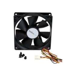 StarTech.com 90x25mm High Air Flow Dual Ball Bearing Computer Case Fan w/ T