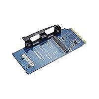 Lenovo ThinkStation M.2 SSD Flex Adapter - storage controller - M.2 Card -
