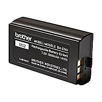 Brother BA-E001 - printer battery - Li-Ion