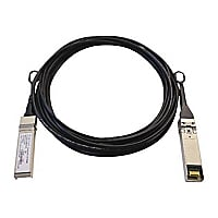 Finisar network cable - 10 ft - black