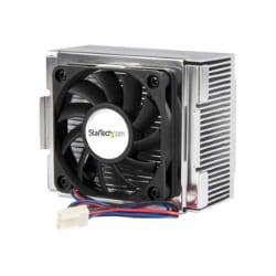 StarTech.com 85x70x50mm Socket 478 CPU Cooler Fan w/Heatsink &TX3 Connector