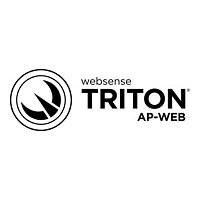 TRITON AP-WEB - subscription license renewal (3 years) - 1 license